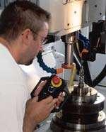 GP 300 ES CNC shaping machine
