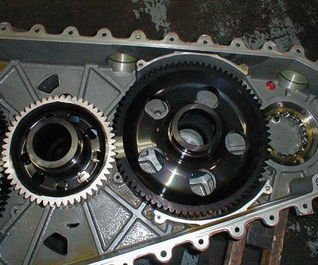 open gearbox