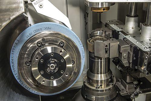 Liebherr LCS 180 gear hobber