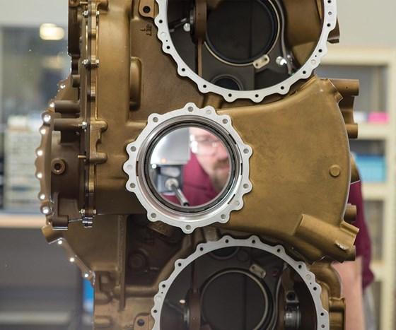 gear casing