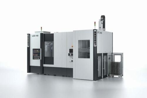 LC 180 gear hobbing machine