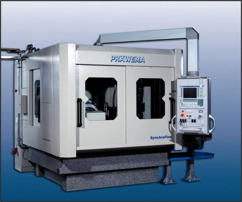 Prawema SynchroFine 205 HS gear honing machine