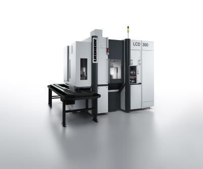 Liebherr LCD 300 ChamferCut