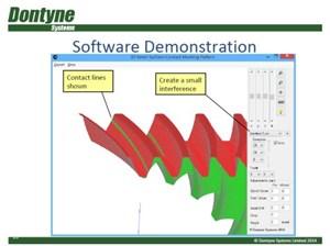 Dontyne Bevel Module Design Tool