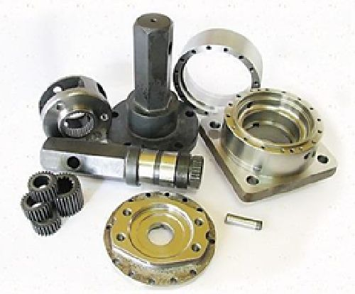 CCE custom gear components