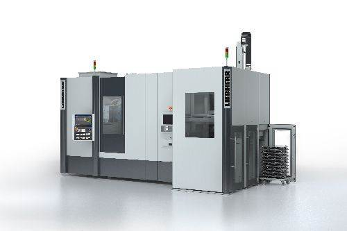 Liebherr LGG 180 grinding machine