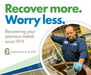 Recovering your precious metals since 1919