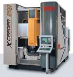 Gantry-type high speed machining center