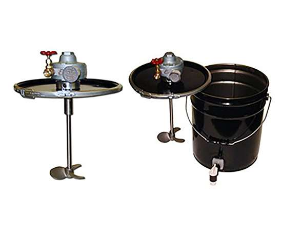 PM-5 Air Mixer, available from Gardco.