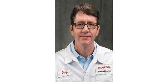 Gary Evert, Honda Engineer