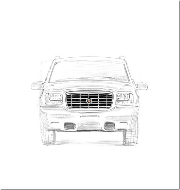 Cadillac Escalade Gen 1, 1999-2000