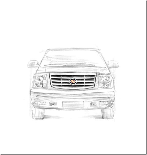 Cadillac Escalade Gen 2, 2002-2006