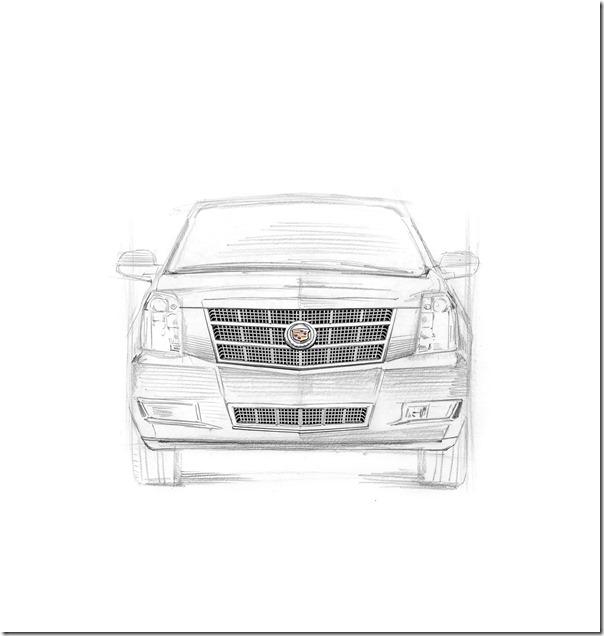 Cadillac Escalade Gen 3, 2007-2014