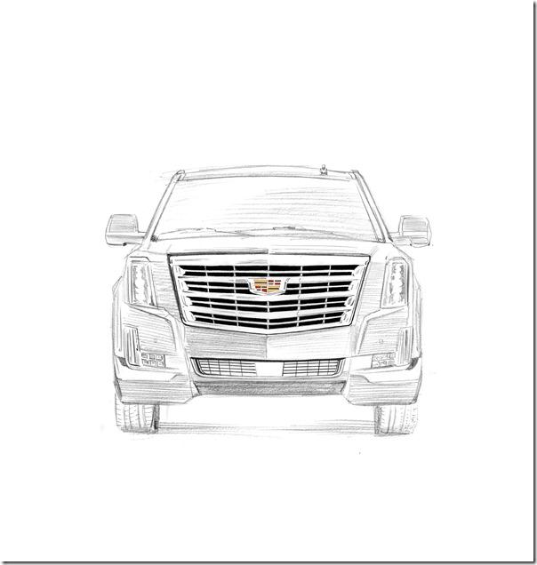 Cadillac Escalade Gen 4, 2015-today