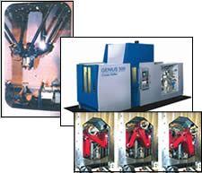 Genius 500 horizontal machining center