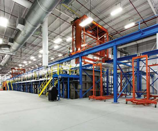 George Koch Sons Automated Surface Finishing Systems