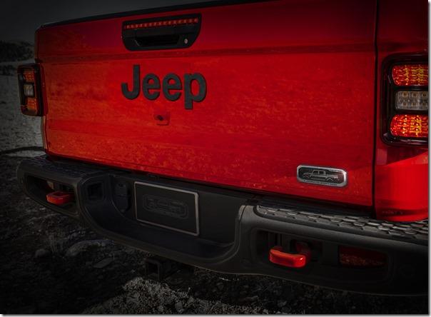2020 Jeep® Gladiator Launch Edition