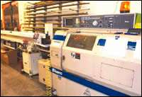 Glendinning Marine Products CNC machines