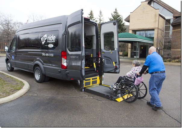 Ford Launches GoRide Service