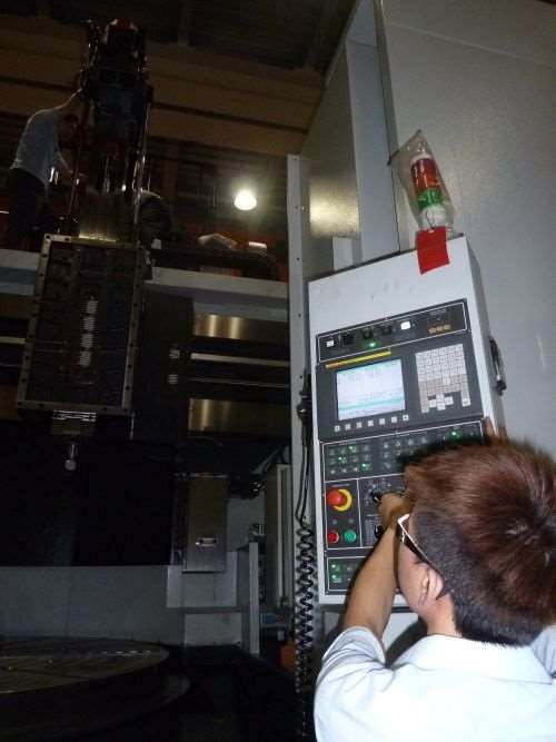 Goodway machining centers