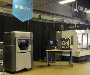 Stratasys Fortus 450mc 3D printer at Gosiger