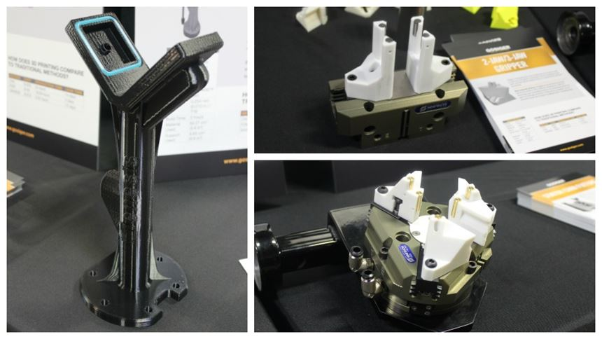 Robotic end effectors