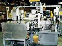 Govro-Nelson 2000 vertical indexing machine