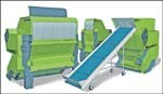 GranuMatic single-shaft shredders