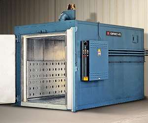 Grieve Corp. No. 852 walk-in oven