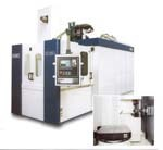 Grob's horizontal machining centers