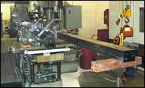 Gundrilling machine