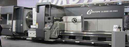 A-2000 4G CNC