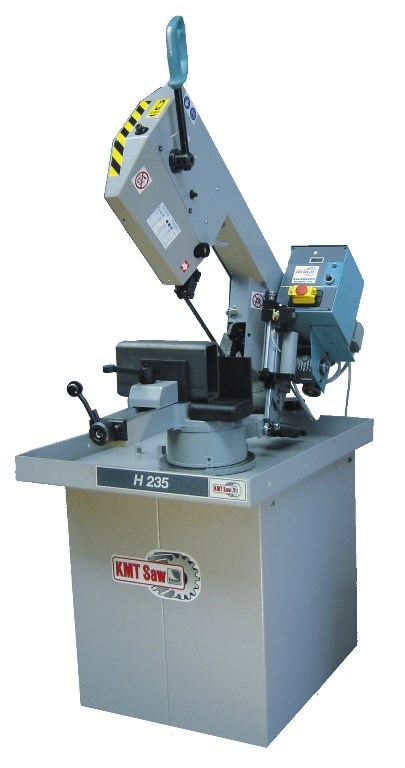 Band Saw Accurately Miters Up to 60 Degrees to Right