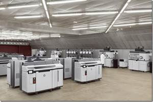 HP Launches Industrial Grade 3D Printer