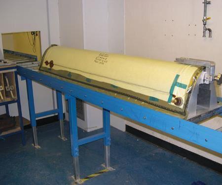 GKN 787 mat molding