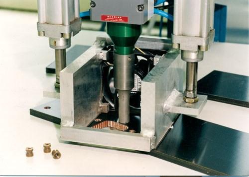 Thermoplastic welding 1