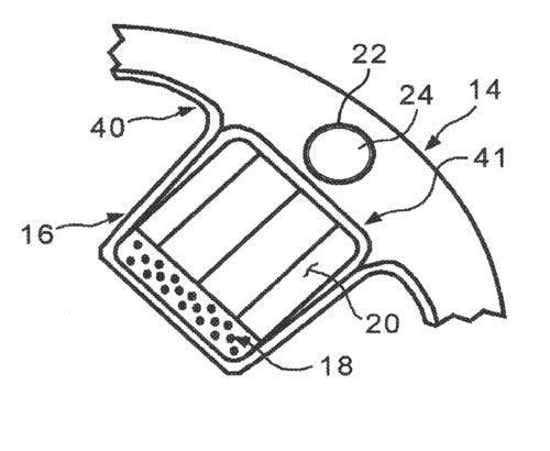 Patent Fig. 7b