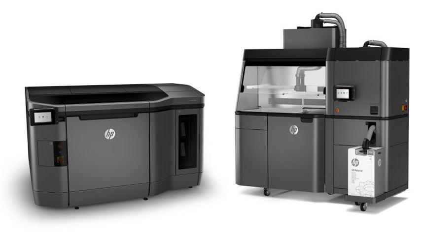 HP Multi Jet Fusion