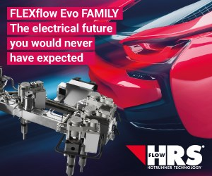 HRSflow - FLEXflow Evo Family Hot Runner