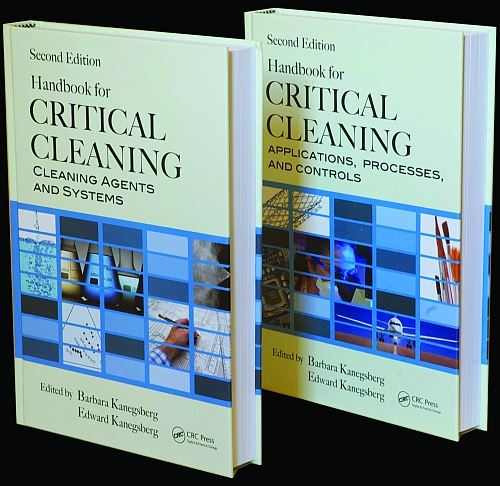 Handbook for Critical Cleaning, Second Edition