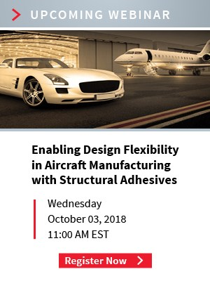 Henkel Enabling Design Flexibility in Aircraft Manufacturing with Structural Adhesives