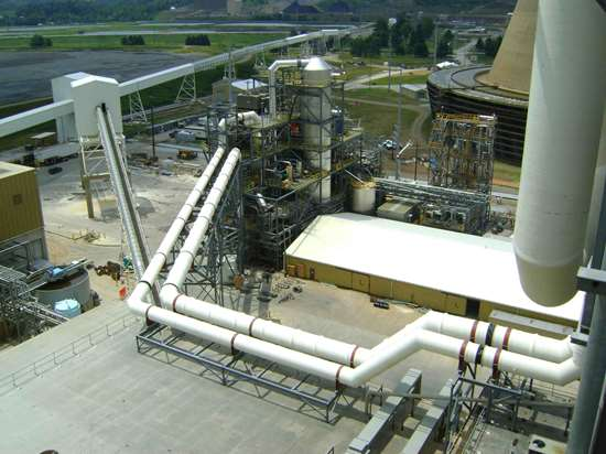 AEP CCS system