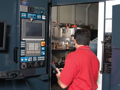 MCC2516-VG's SGI.4 control system