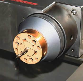 High speed rotary spindle
