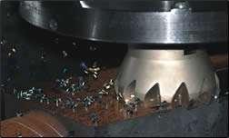 High-density cutter feeds