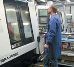 High-precision verticals capable of 50,000 rpm