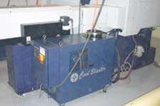 High-pressure coolant system