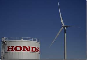 Energy at Honda Manufacturing