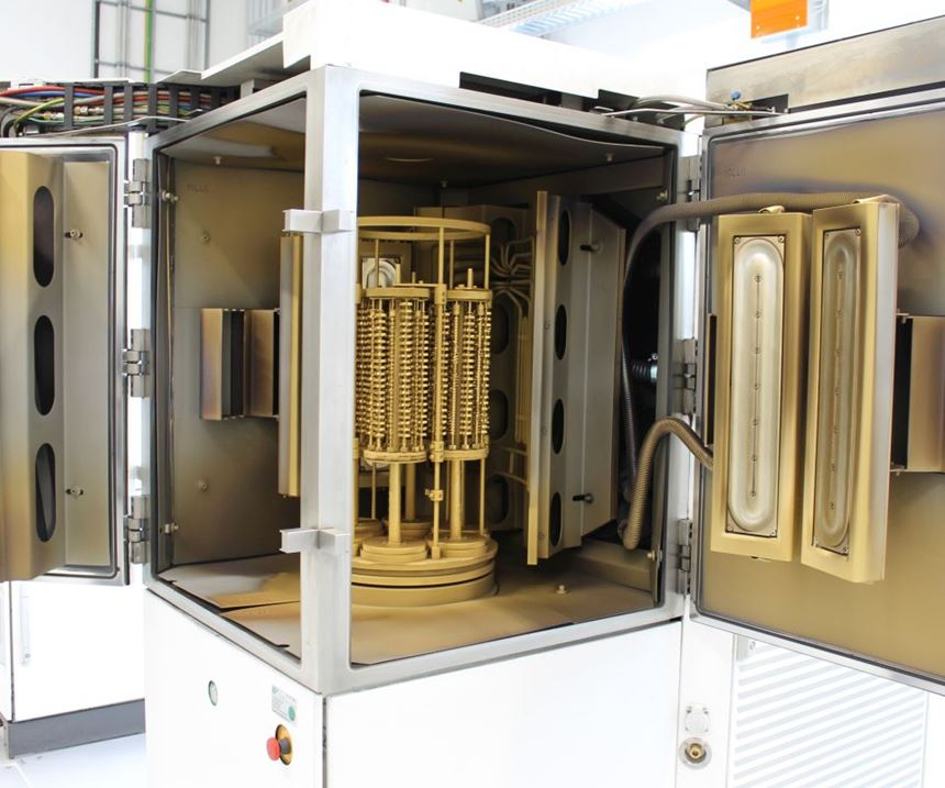 In-house coating systems