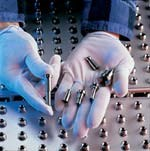 Hunt Design parts for semiconductor industry